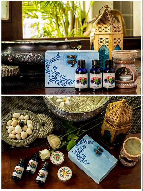 Spiritual Hamper   Organic Products