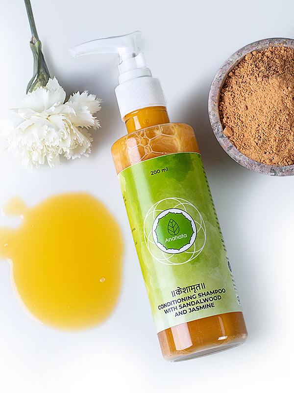 Sandalwood and Jasmine shampoo | Hair Care Products