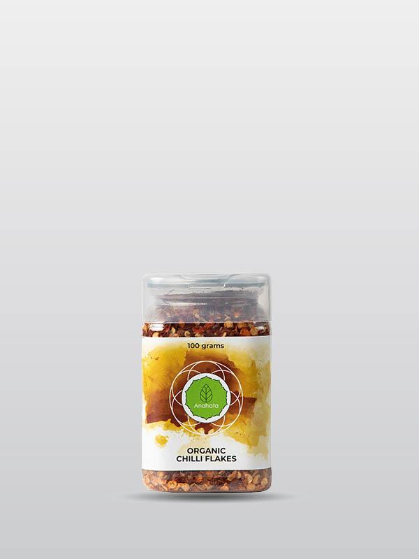 Organic Chilli Flakes | Organic Foods