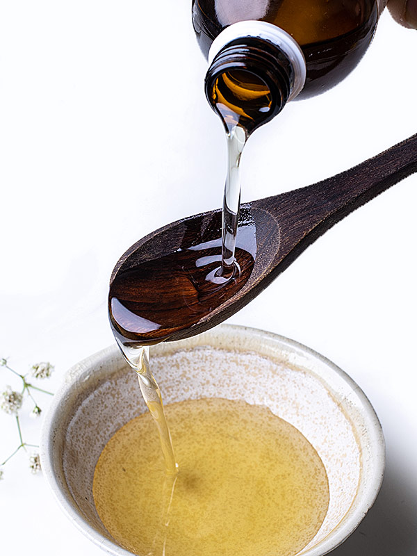 Rose and Almond Body Glow Oil | Organic Body Glow Oil | Organic Rose Oil