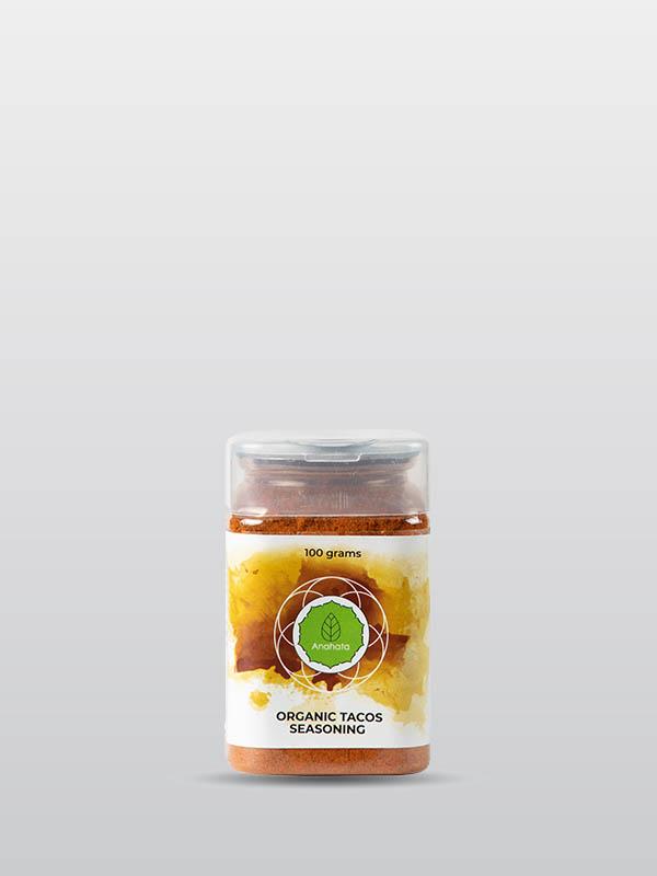Organic Tacos Sesoning | Organic Food Products