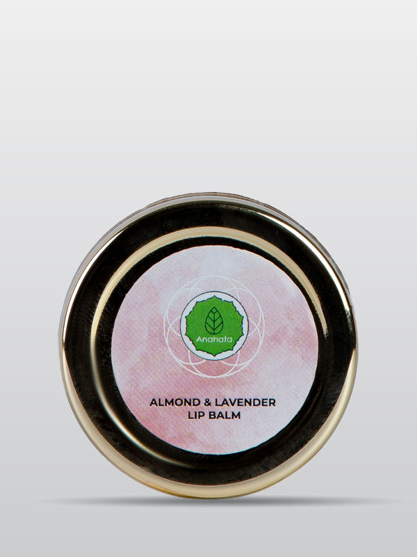 Almond and Lavender Lip Balm | Organic Lip Balm | Organic Products