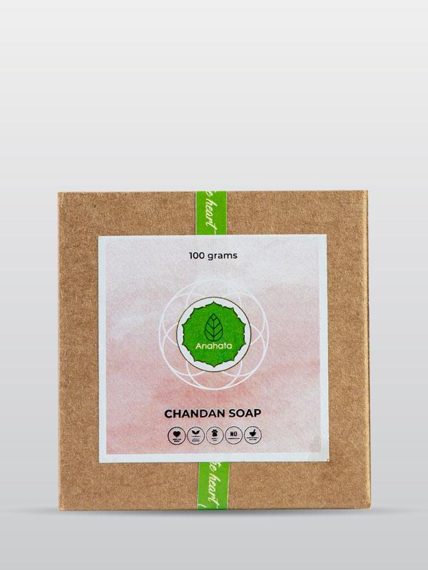 Chandan Soap | Organic Soap | Organic Skincare