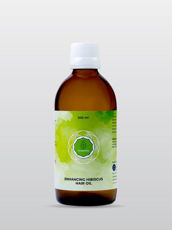 Enhancing Hibiscus Hair Oils | Organic Hair Oil | Organic Oil