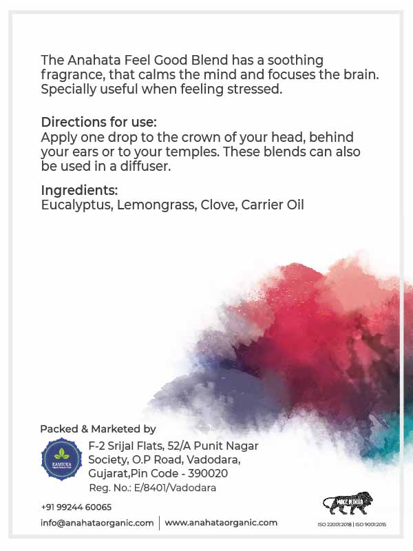 Feel Good Blend | Organic Products | Organic Blend