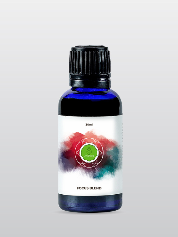 Focus Blend | Organic Focus Blend | Essential Focus Blend