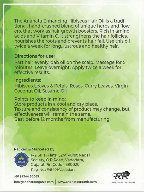 Enhancing Hibiscus Hair Oils   Essential Oils   Organic Oils