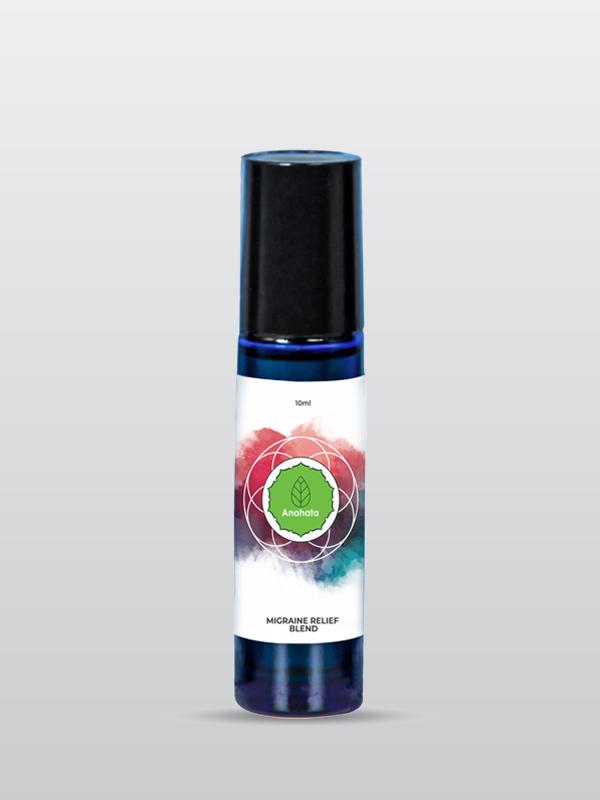 Migraine Relief Blend | Essential Blend | Organic Blend