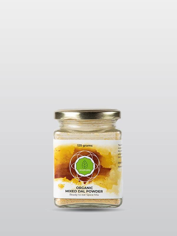 Organic Mixed Dal Powder   Organic Food Products