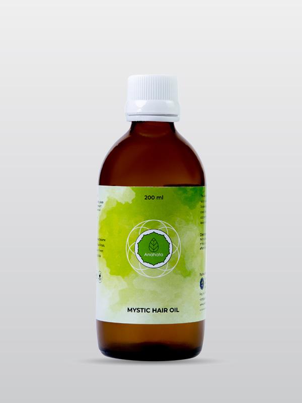 Mystic Hair Oil | Organic Essential Oils | Organic Hair Oils