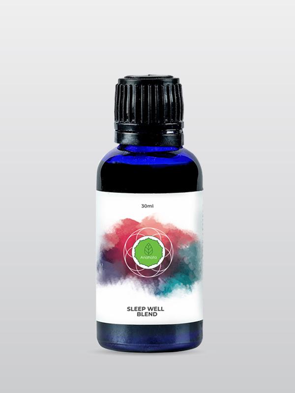 Sleep Well Blend   Essential Sleep Well   Organic Products