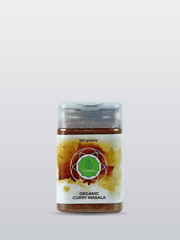 Organic Curry Masala