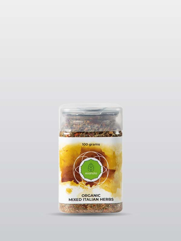 Organic Mixed Italian Herbs