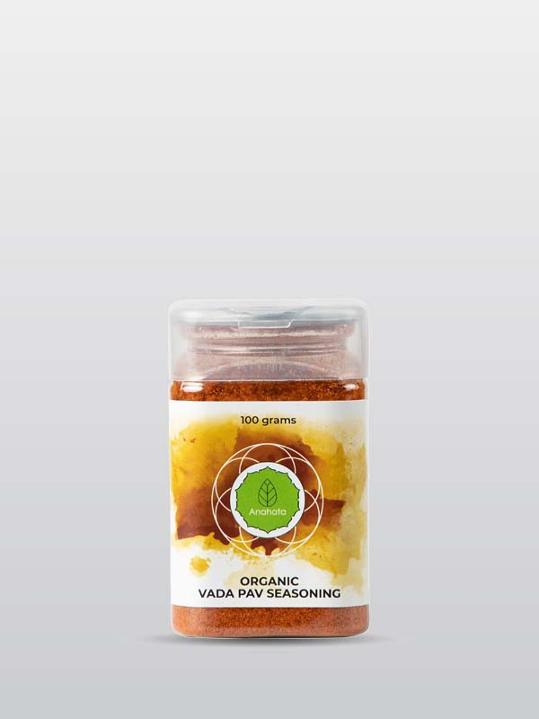 Organic Vada Pav Seasoning