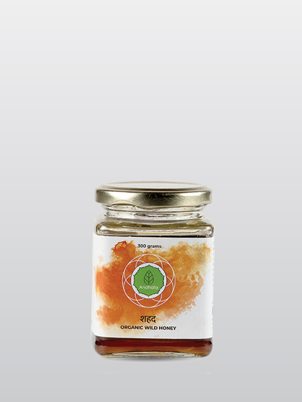 Organic Wild Honey