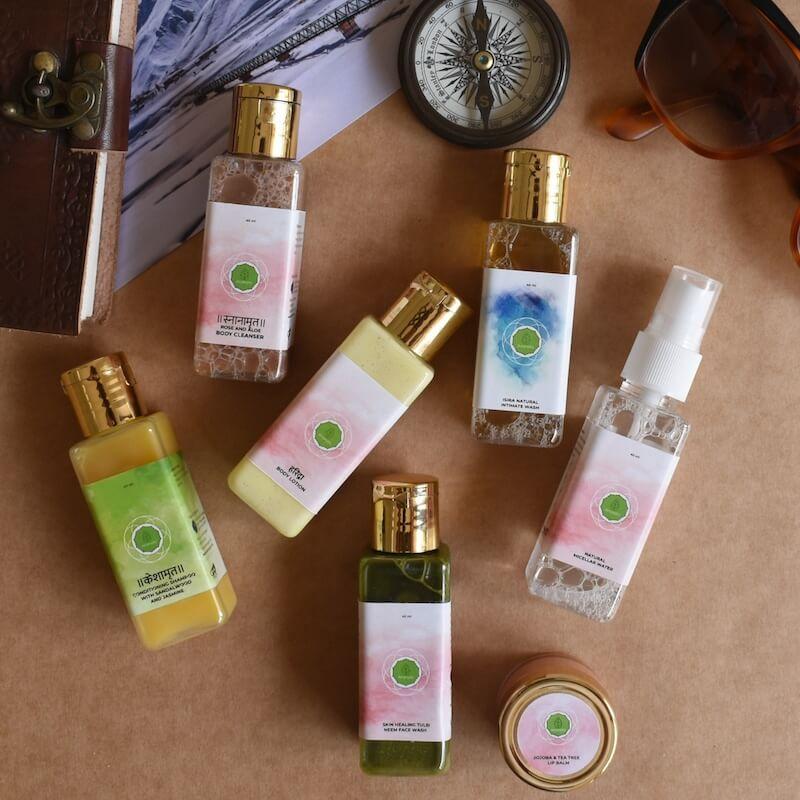 travel care essentials kit