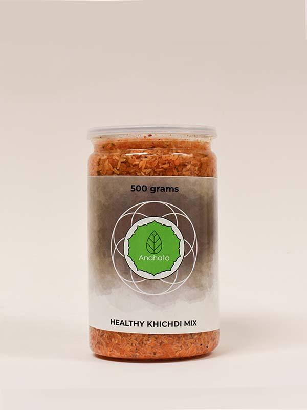 HEALTHY KHICHDI MIX - 500GMS