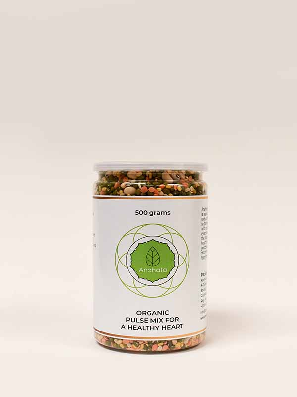 ORGANIC PULSE MIX FOR HEALTHY HEART - 1